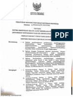 Permentan No 11 Tahun 2015 Tentang ISPO
