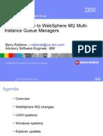 MQ Basics