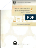 Manual Organica IV QFB
