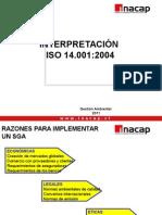03 2012 Sga Interpretacion Iso 14001 2004 Inacap