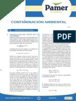 Química Sem16 Contaminación Ambiental
