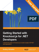 Getting Started with Knockout.js for .NET Developers - Sample Chapter
