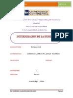 INFORME 9 Determinacion de Humedad