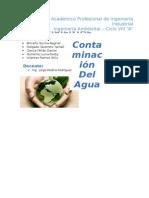 V Cuestionario de Ing. Ambiental