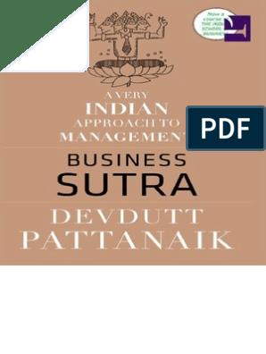 Business Sutra pdf   Mythology   Truth