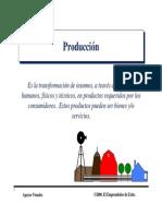 U1A5 Producción