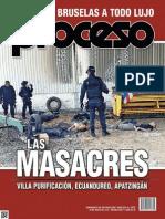 GradoCeroPress-Revista Proceso número 2012. Revista de análisis y reportajes politicos.