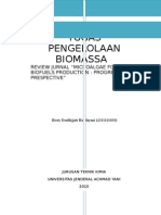 Makroalgae Untuk Produksi Biofuel