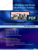 Shear Walls-frame Design
