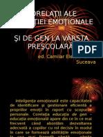Corelaţii Ale Educaţiei Emoţionale