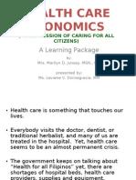 Health Care Economics.ppt