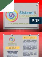 Sistemi & Consulenze Presentazione