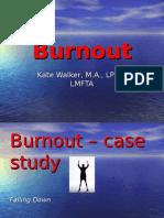 Burnout Presentation