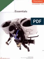 SolidWorks Essentials (2013)