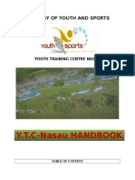 NYTC Manual
