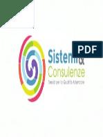 Sistemi & Consulenze Logo Orizzontale