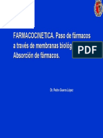 farmocinetica