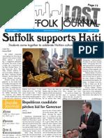 The Suffolk Journal 2/10/2010