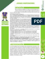 1º CICLO ESO UNIDAD JUEGOS COOPERATIVOS copy copy