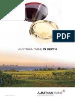 Austrian Wine in Depth - Februar 2013
