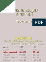 HIPERTENSIUNEA tratament curs2
