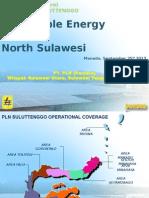 Renewable Energy in North Sulawesi