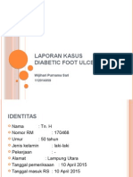 Case Diabetic Foot 2