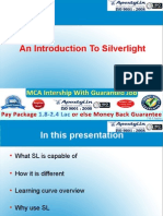Microsoft Silverlight – Introduction to its properties