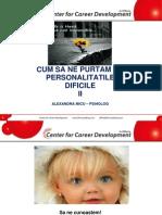 Personalitatile Dificile II-1