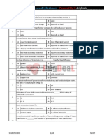 Electrical Engineering EE PGCET Question Bank