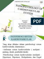 PATOFISIOLOGI KARDIOVASKULAR