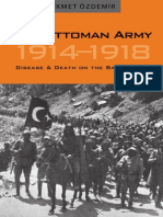University of Utah Press the Ottoman Army 1914-1918, Disease and Death on the Battlefield (2008)