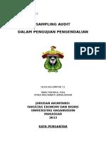 Sampling Audit Dalam Pengujian Pengendalian