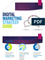 Digital Marketing Strategy Guide.