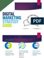 Digital Marketing Strategy Guide.