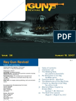 Ray Gun Revival magazine, Issue 28