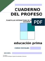Cuderno Del Profesor Primaria Excel 97 1