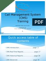 Cms Training 2013
