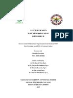 Lapsus DHF Chandra, GBU..doc