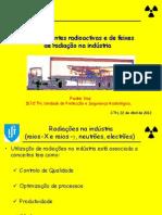 2 - Fontes Radioactivas Na Indústria
