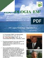 EM Agricultura Organica
