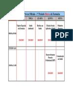 Calendário_Provas Oficiais