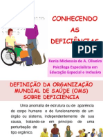 Conhecendo as Deficiencias