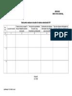 Tabel Selectionare EIP, F 01 PSMI 14, Rev 0