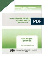 Algoritmi Paraleli Si Distribuiti Crisan 2014