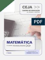 Ceja Matematica Fasciculo 3 Unidade 10