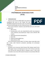 Panduan Praktikum Blok 9 - Pcr