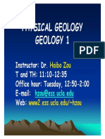 Physical Geologi