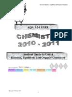 Unit 4 Chemistry notes