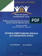 5.b.istoria Drepturilor Omului PIR Material Auxi Ed. Civica